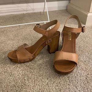 Kenneth Cole heeled sandals
